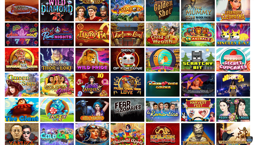 14Red Casino Automaten Games
