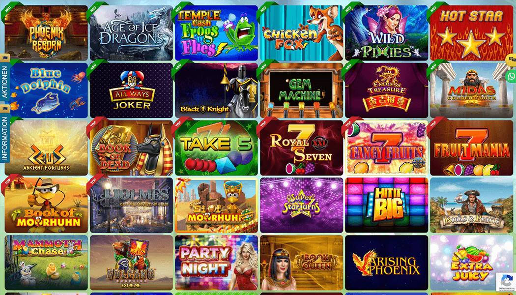 Sunnyplayer Casino Slots