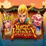 Logo des Slots Magic Journey