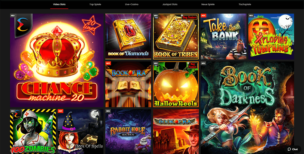 Select.bet Casino Slots