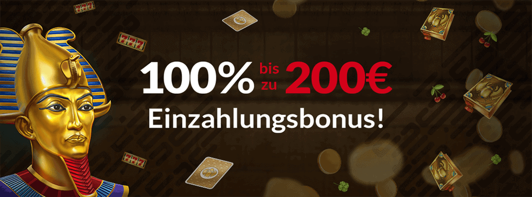 Einsteigerangebot Select.bet Casino